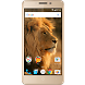 Смартфон Vertex Impress Lion dual cam (3G) Gold