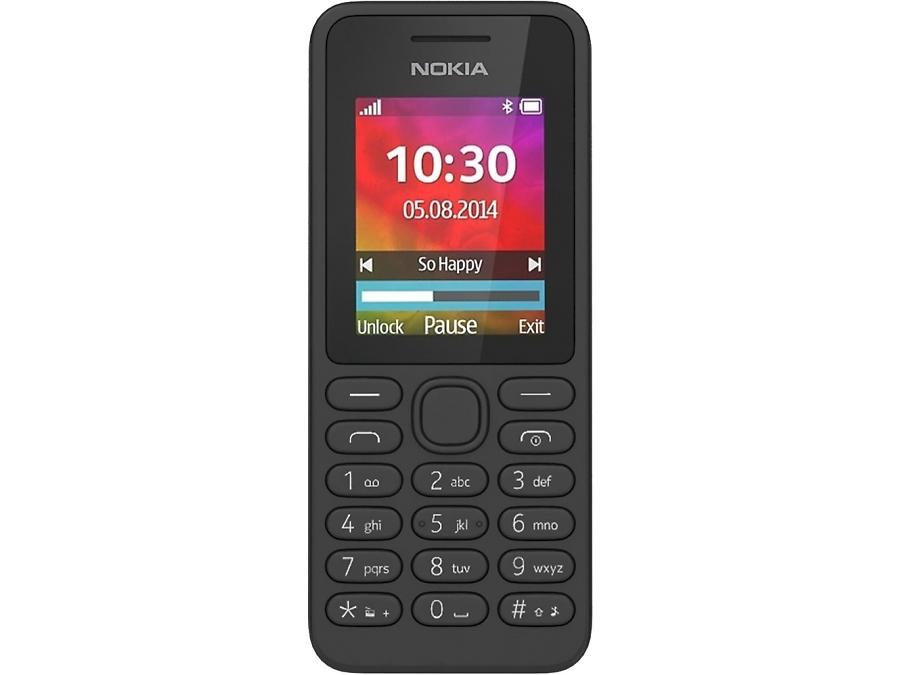 Телефон Nokia 130 Dual Sim Black