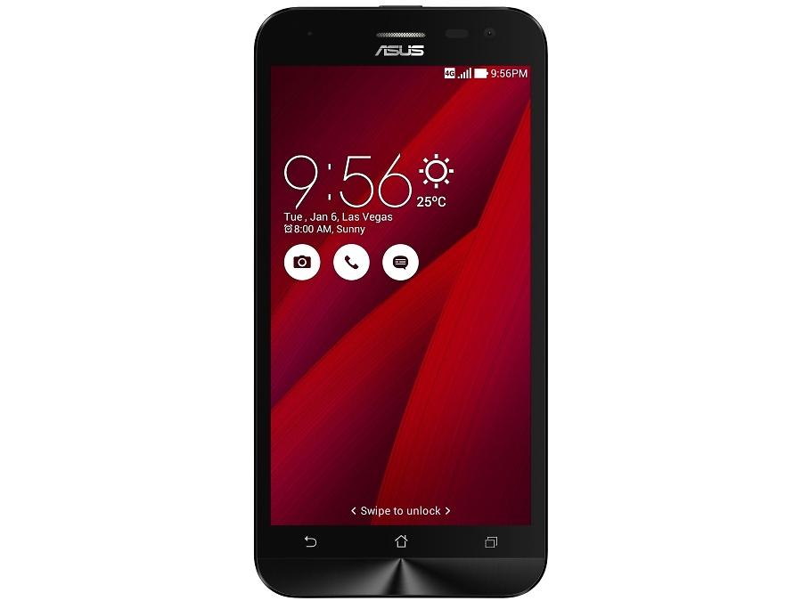Смартфон ASUS ZenFone 2 Laser ZE550KL LTE 16Gb Red